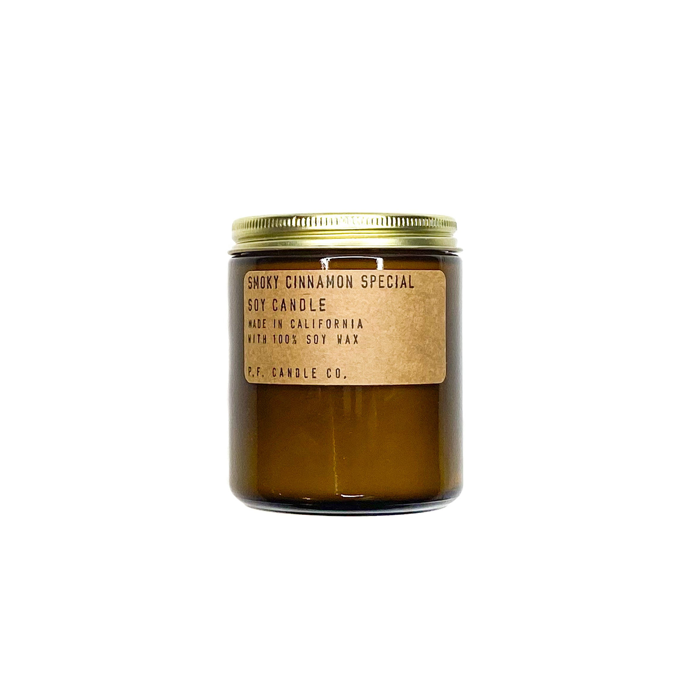 P.F. Candle Co. Smoky Cinnamon 7.2oz Soy Candle