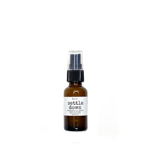 k'pure Settle Down Essential Oil Spray
