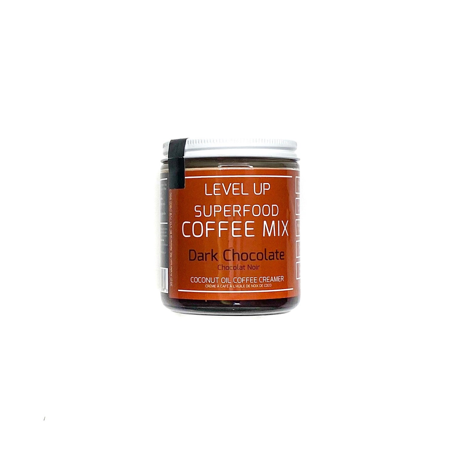 Level Up Superfood Coffee Mix Dark Chocolate