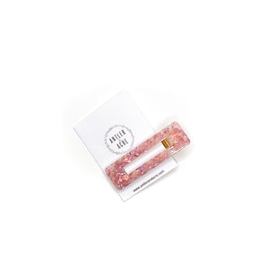 Antler & Acre Pink Sparkle  Rectangle