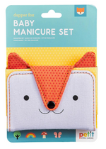 Load image into Gallery viewer, Petit Collage Baby Manicure Set