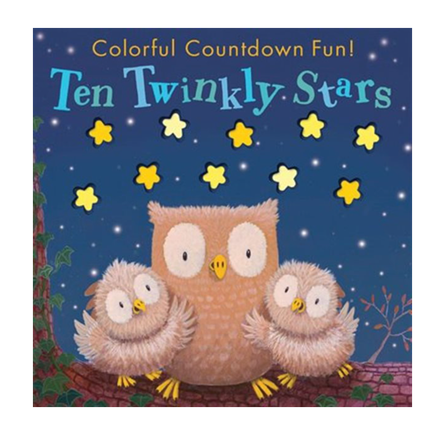 Ten Twinkly Stars  by Russell Julian
