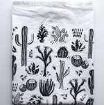 Load image into Gallery viewer, HAVYN Organic Tea Towel Dessert Cactus