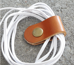 illo Leather Small Cord Clip Buck