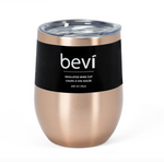 Load image into Gallery viewer, Copper Insulated Wine Tumbler 12oz.