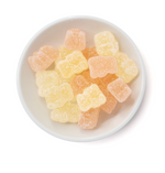 Load image into Gallery viewer, Boom Candy Cube Champagne Bubbly Gummy Bears