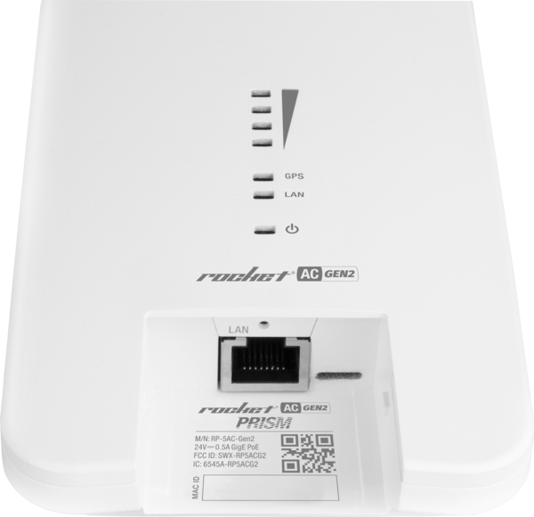 Ubiquiti airMAX Rocket AC 5 GHz Radio