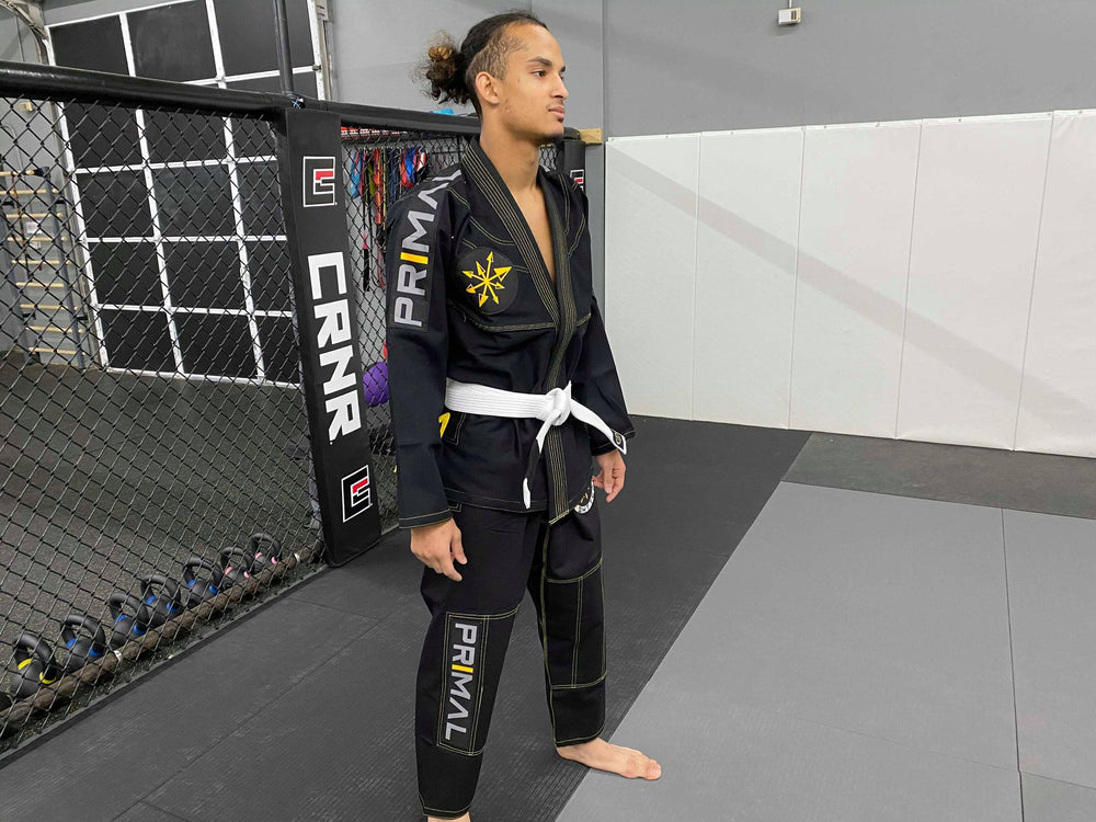 Load image into Gallery viewer, Primal Custom Gi - Black - Primal MKE