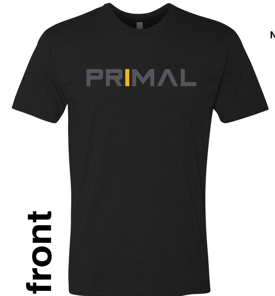 "Load image into Gallery viewer, Primal  - Simple Classic T  - ""Primal"" - Primal MKE"