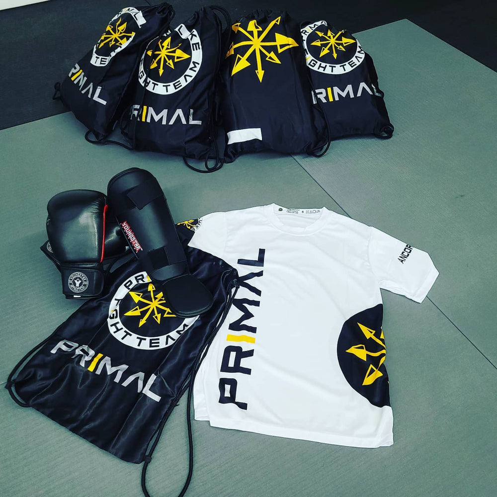 KIDS MMA GEAR BUNDLE - Primal MKE