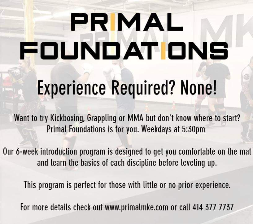 Load image into Gallery viewer, FREE CLASS - FOUNDATIONS - Primal MKE