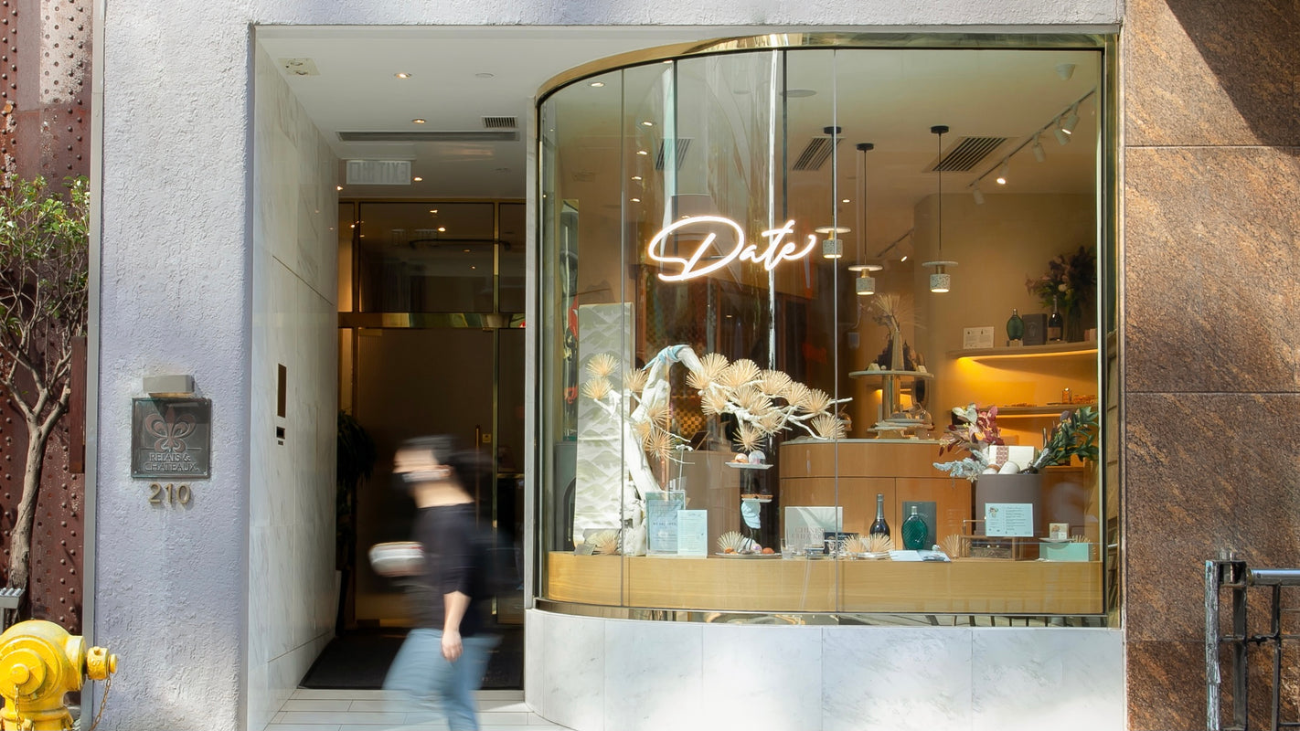 DATE by TATE, Hong Kong, Sheung Wan, Shop, Pastry, Lifestyle