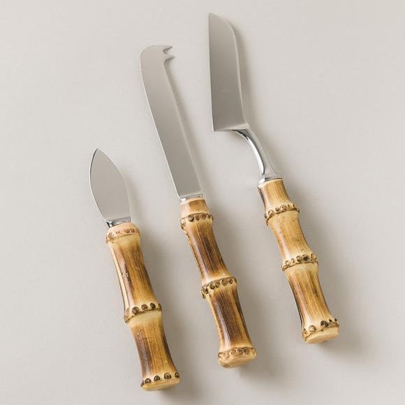 Cheese Knives (Bamboo)