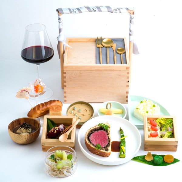 WINTER GASTRONOMY BOX (From Jan. 7th to Feb. 11th)