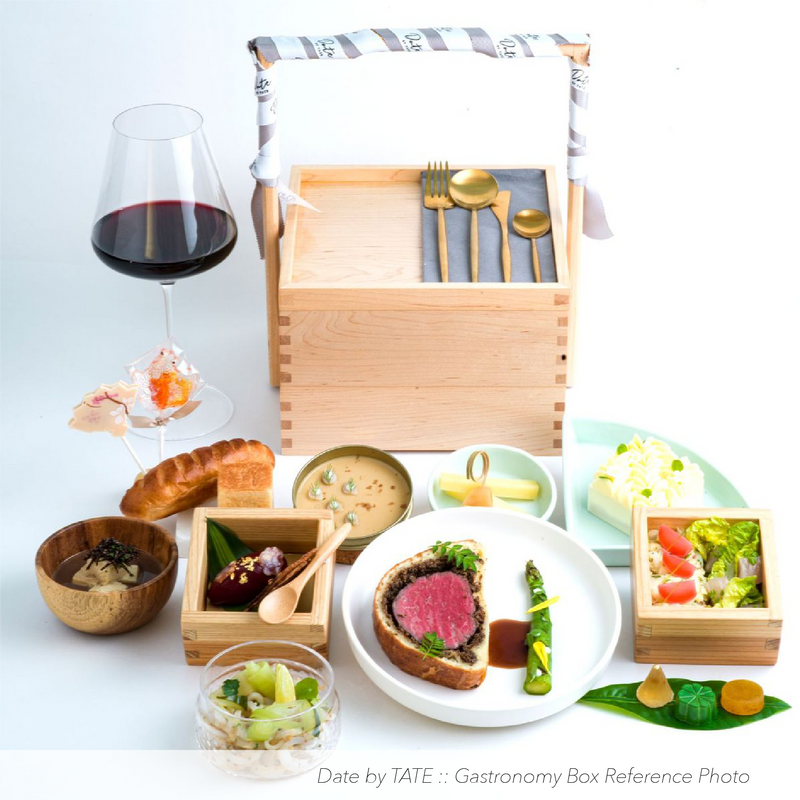 SPRING GASTRONOMY BOX (From March 30th)