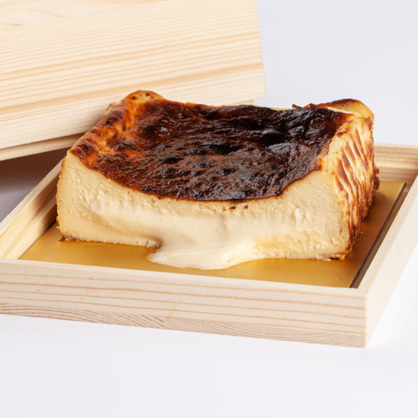 Fermented Tofu Cheese Cake