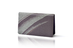 J. Sawaya - Cardholder (Purplish Gray)