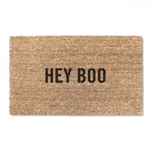 Load image into Gallery viewer, Hey Boo Coir Doormat