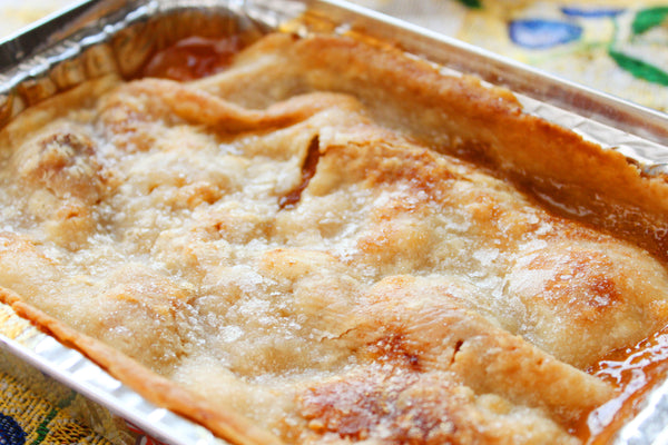 Peach Cobbler (mini size)