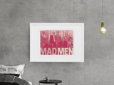 Mad Men | Poster Enmarcado