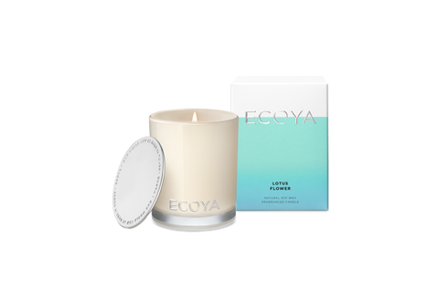 ECOYA Lotus Flower Mini Madison Candle 80g