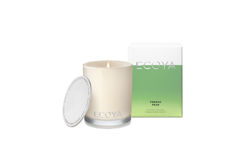 ECOYA French Pear Mini Madison Candle 80g
