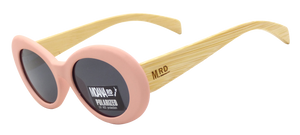 Mae West - Pink  Moana Rd Moana Road Sunglasses Sunnies