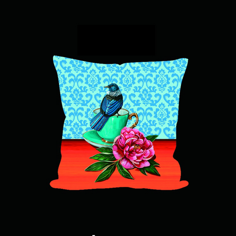 Angie Dennis - Nest Cushion Cover