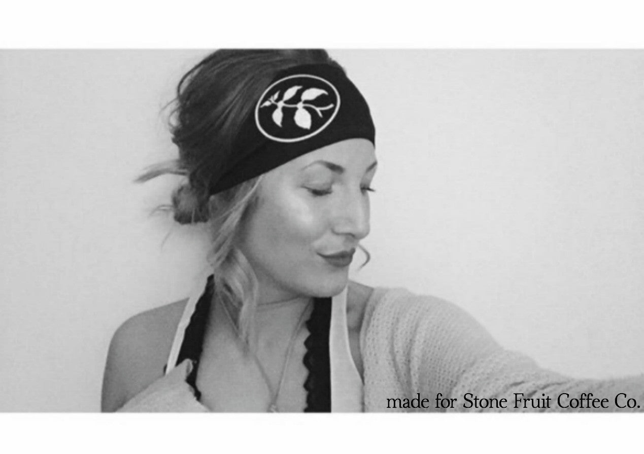 custom printed headbands