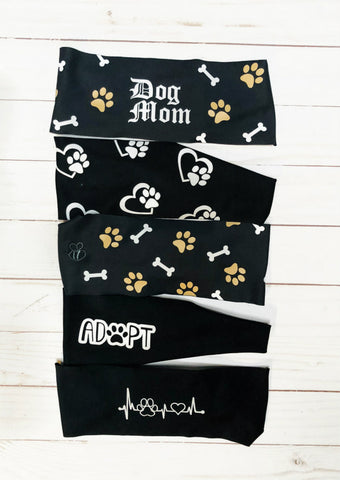 Choose your Dog Lover headband!