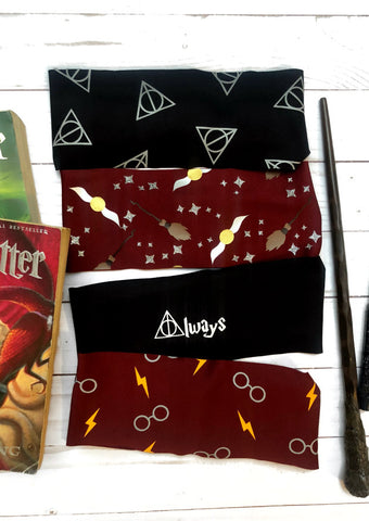 Choose your Favorite Wizard headband!