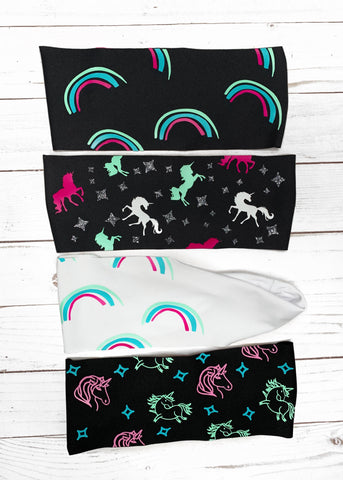 Choose one: Unicorn collection