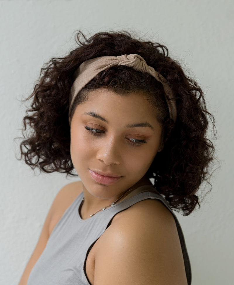 knotted headband by mandabees