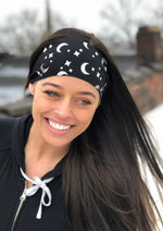 Lunar Collection Antimicrobial Yoga Headband