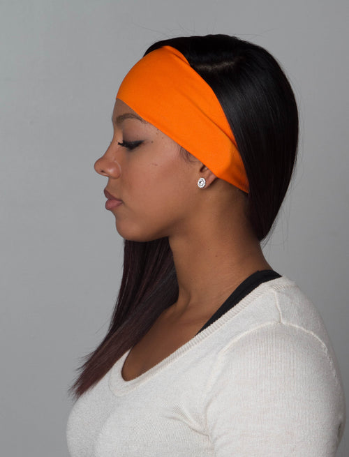 Pumpkin Antimicrobial Yoga Headband