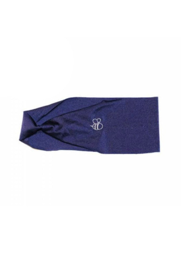 Twilight Blue No Ship Yoga Headband