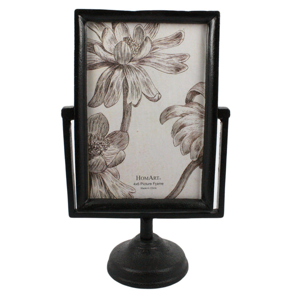 Heirloom Picture Frame 4x6 - Black