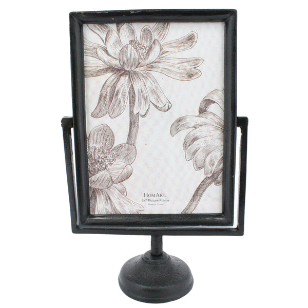 Heirloom Picture Frame 5x7 - Black