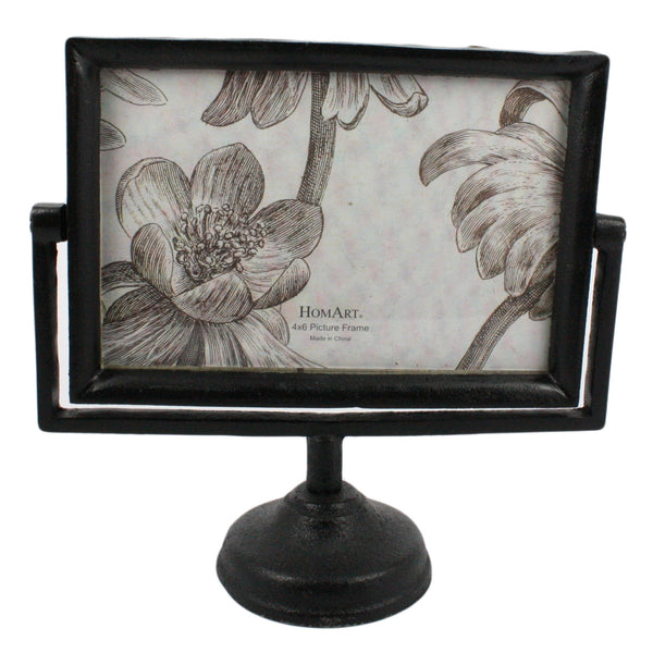 Heirloom Picture Frame 4x6 - Horiz - Black