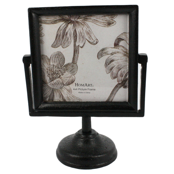 Heirloom Picture Frame 4x4 - Black