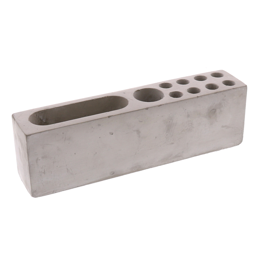 Desk Organizer, Cement