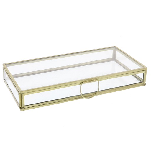 Monroe Flat Rectangle Box - Sm