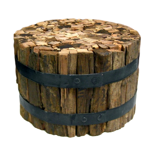 Wood Bundle 8x7 - Rnd