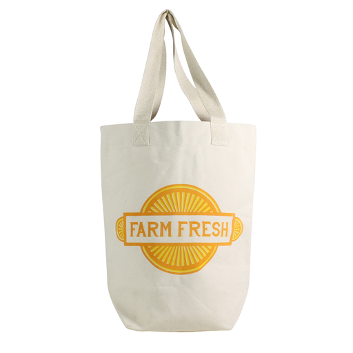 Farmer Market Tote - Farm Fresh