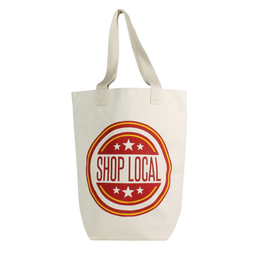 Farmer Market Tote - Shop Local