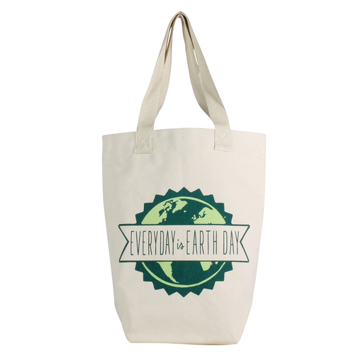 Farmer Market Tote - Every Day is Earth Day
