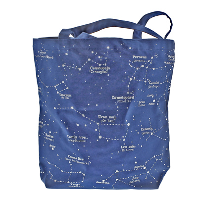 Canvas Tote - Constellations