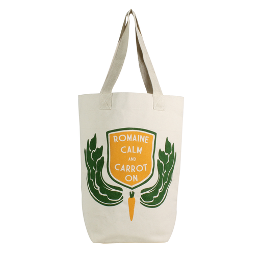 Farmer Market Tote - Romaine Calm