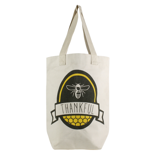 Farmer Market Tote - Bee Thankful
