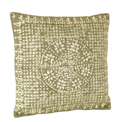 Wyatt Pillow 16x16 - Putty
